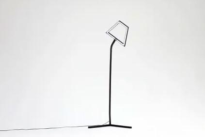 Ding 3000 2D LED Floor Lamp