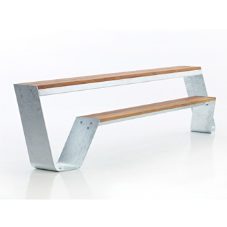 Dirk Wynants Hopper Bench