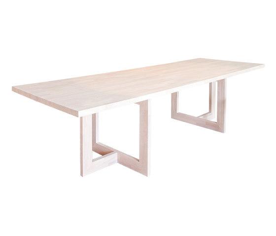 Dutchglobe Oak All Size Table
