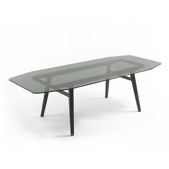 E. Gallina Loop Dining Table