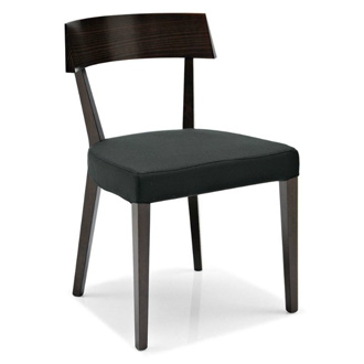 Edi & Paolo Ciani Flair Chair Without Arms