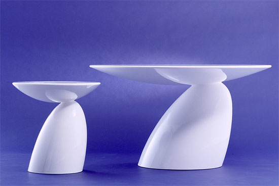 Eero Aarnio Parabel Table