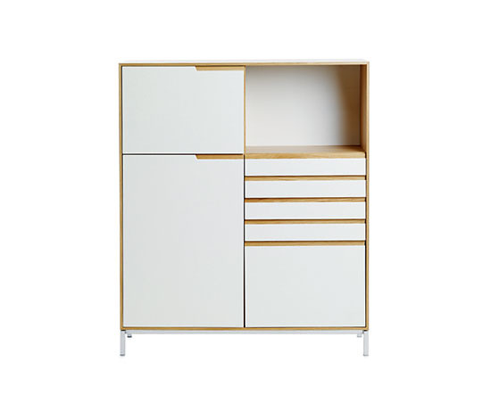Elisabeth Ancker, Cecilia Andreasson and Thomas Eriksson Frame Cabinet