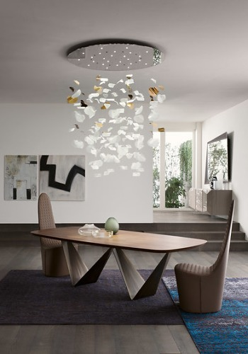 Emanuele Missaglia Leaf Lamp