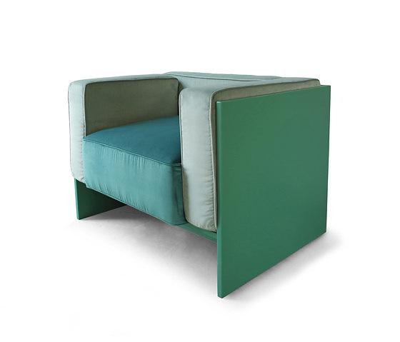 Emilio Nanni Kirk Seating Collection