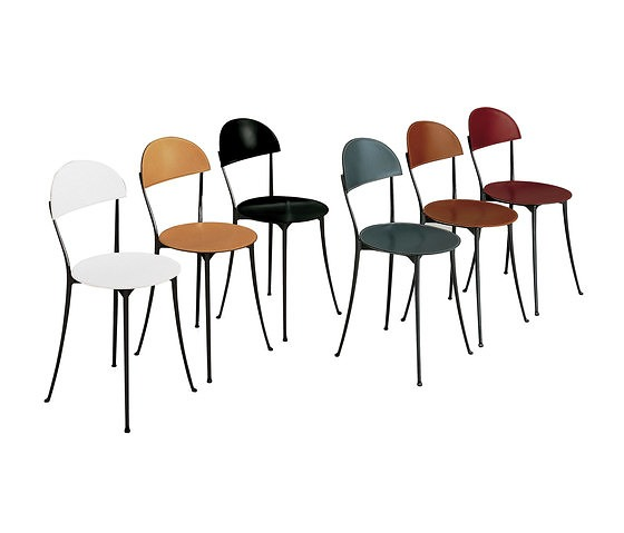 Enzo Mari Tonietta 2090 Chair