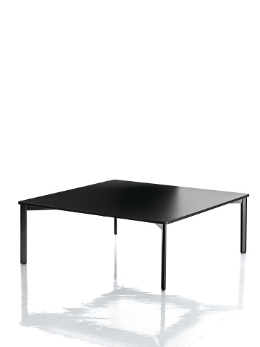 Erwan Bouroullec and Ronan Bouroullec Striped Tavolino And Striped Tavolo Table