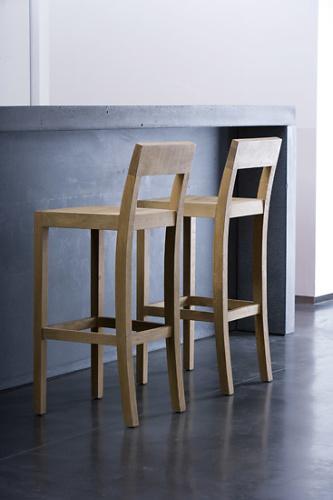 Ethnicraft Oak Chair
