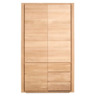 Ethnicraft Oak Shadow Wardrobe