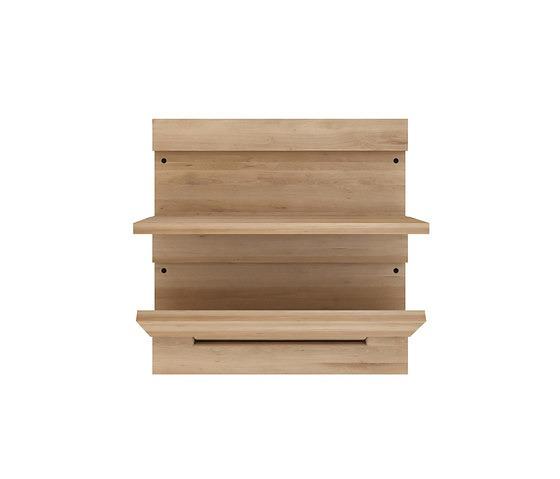 Ethnicraft Oak Utilitiles Shelf