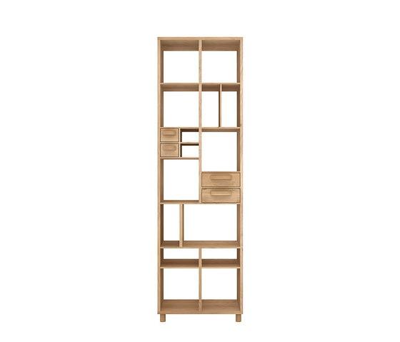Ethnicraft Pirouette Shelf