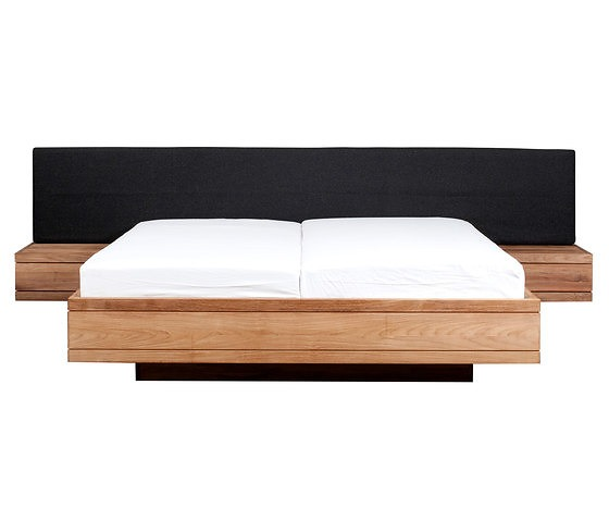 Ethnicraft Teak Burger Bed