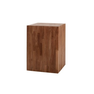 Ethnicraft Teak Butcher Stool