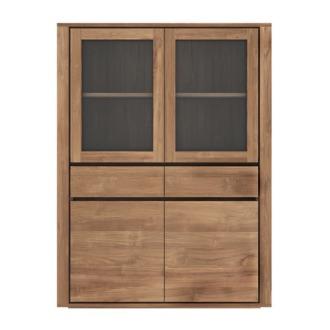 Ethnicraft Teak Elemental Storage Cabinet