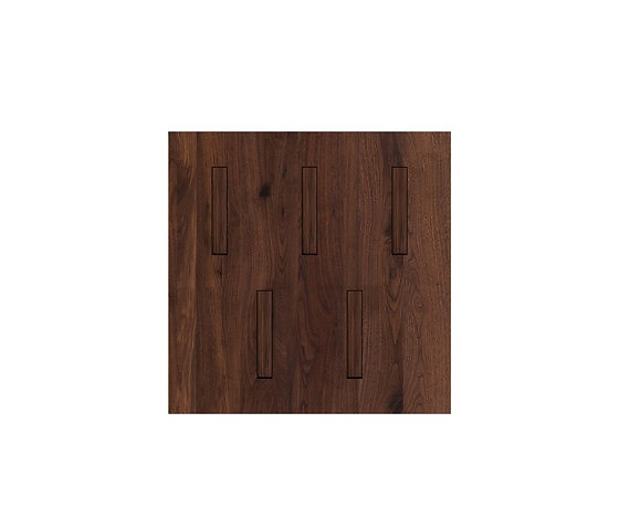 Ethnicraft Walnut Utilitile Coat Rack