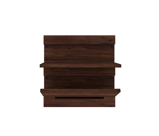 Ethnicraft Walnut Utilitile Shelf