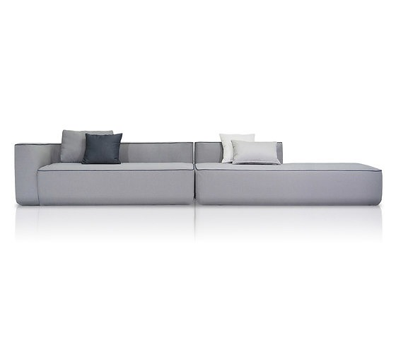 expormim plump modular sofa system. Black Bedroom Furniture Sets. Home Design Ideas
