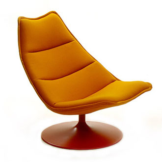 Geoffrey Harcourt f585 Chair