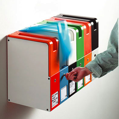 Fabrica Mail Me Mailbox