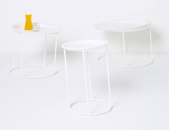 Federico Churba Dizzy Table