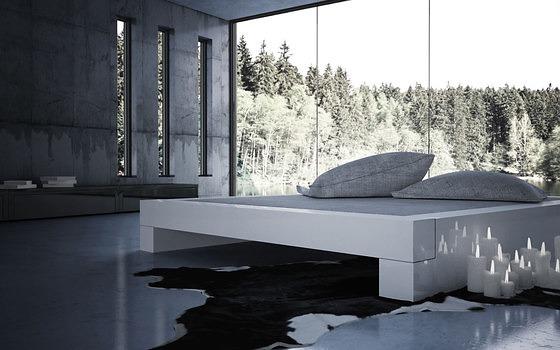 Felix Schwake Somnium Bed