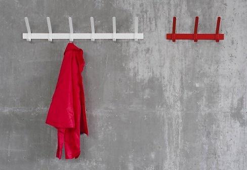 Ferdinand Kramer FK08 Uni Coat Rack