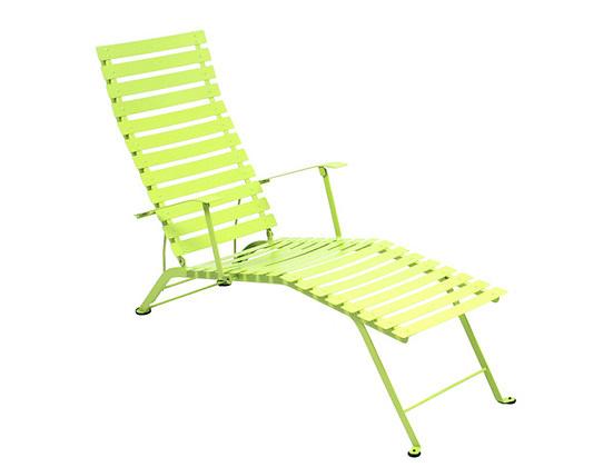 Fermob bistro chaise longue - Chaise pliante fermob ...