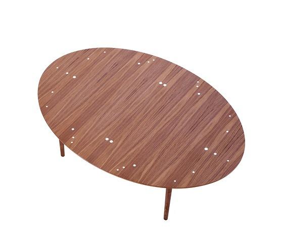 Finn Juhl Silver Table
