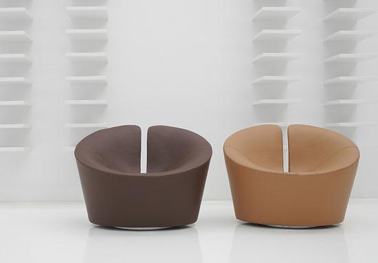 Flemming Busk and Stephan Hertzog True Love Swivel Chair