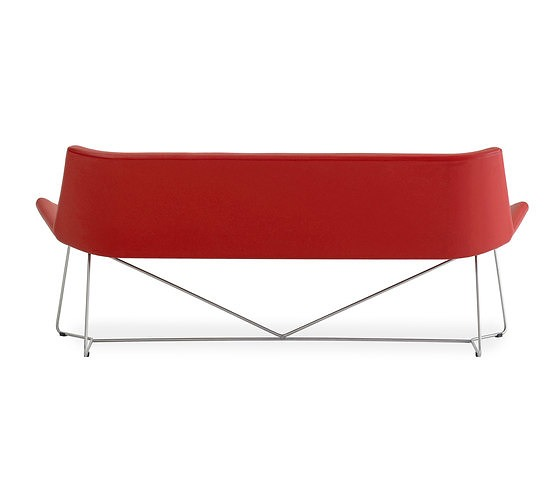 Busk + Hertzog Lotus Seating Collection