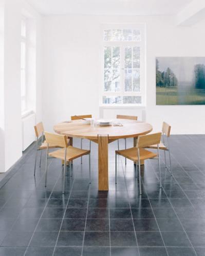 Florian Asche Philipp Mainzer, Ta11 Tondo Table