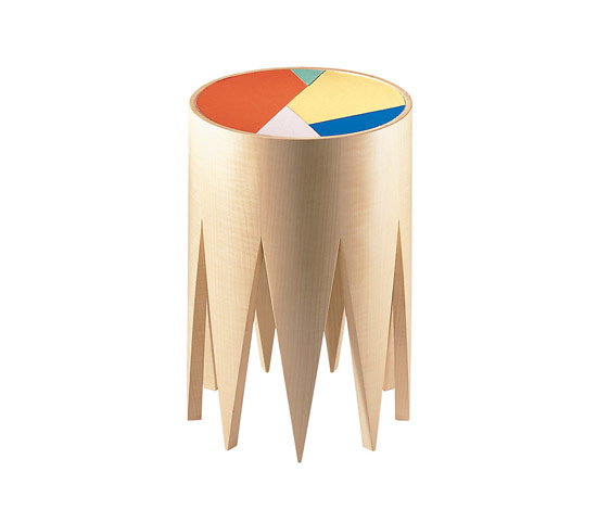 Fortunato Depero Remida Stool