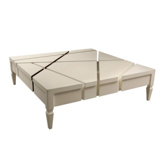 Francesco Cappuccio Louis XXI Coffee Table