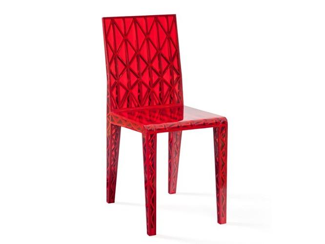 François Azambourg Très Jolie Chair