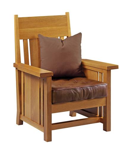 Frank Lloyd Wright Dana-Thomas Occasional Chair