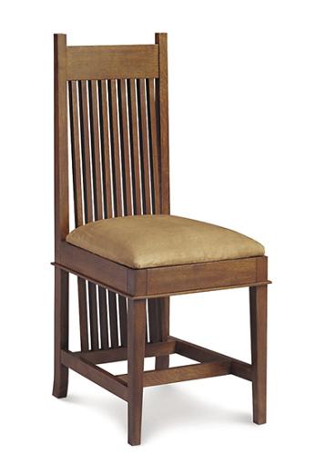 Frank Lloyd Wright Dana-Thomas Side Chair