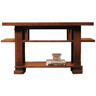 Frank Lloyd Wright Boynton Hall Table