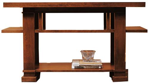 Frank Lloyd Wright Boynton Hall Table