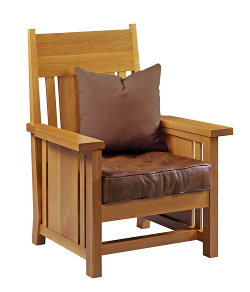 Sensational Frank Lloyd Wright Dana Thomas Occasional Chair Theyellowbook Wood Chair Design Ideas Theyellowbookinfo