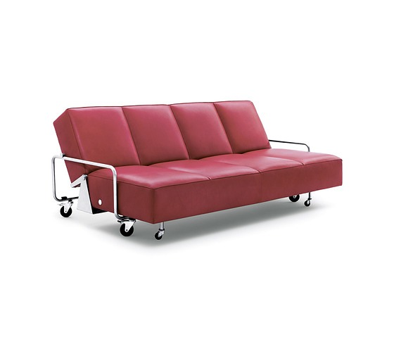 Friedrich Kiesler Bed Couch