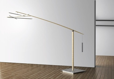 Fritsch-associes Balance Lamp