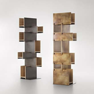 Gabriele Cappelletti and Giuliano Cappelletti Cantilever Shelving