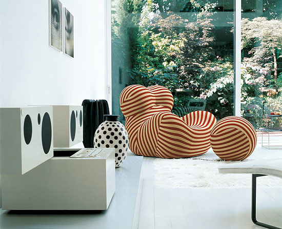 Gaetano Pesce Up 2000 Series