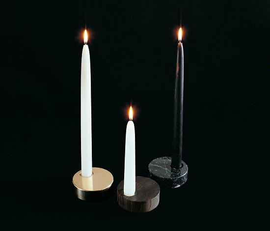 Garth Roberts Halo and Aura Candleholder
