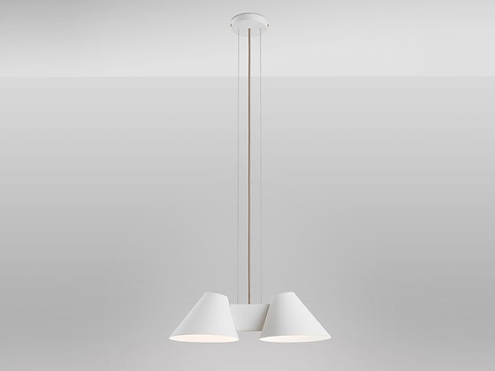 Garth Roberts, J.T.Kalmar Design Team and Nicolo Taliani Billy Lamp Collection