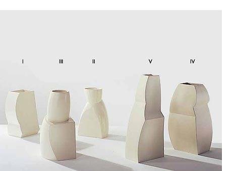 George J. Sowden Rockley Vases