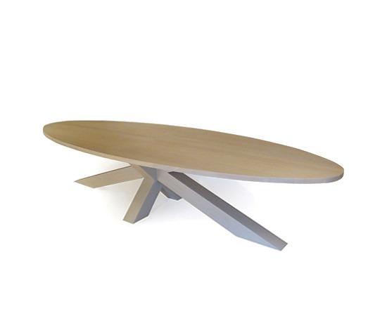 Gerard Der Kinderen Crosstable 4-Beam XL Table