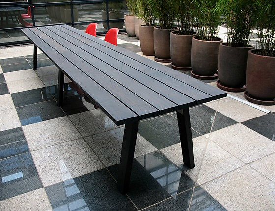 Gerard Der Kinderen Local 6P Tree XXL Table