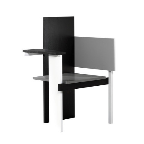 Gerrit Thomas Rietveld Berlin Chair