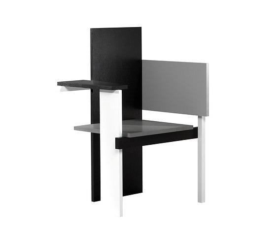 Gerrit Thomas Rietveld Berlin Chair